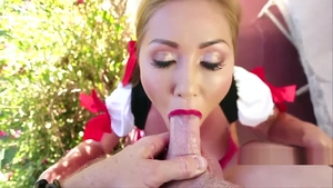 Big tits asian stepmom Kianna Dior really likes rough sex HD