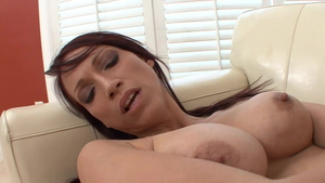 Young brunette Nikki Hunter wishes for sex scene HD