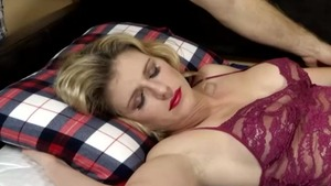 Hard pounding escorted by erotic blonde