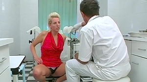 Nice doctor need gets pussy sex