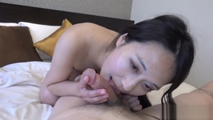 Cunnilingus at casting beautiful japanese in HD