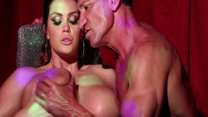 Real fucking in the company of beautiful babe Alison Tyler