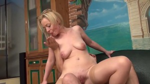 Gorgeous french mature craving real fucking