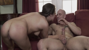 Lily Jordan together with Derrick Pierce Pussy fucked