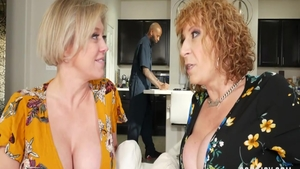 Orgy with Sara Jay and Dee Williams