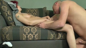 Hairless german mature gets a buzz out of hard pounding
