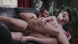 Young together with Logan Pierce cumshot
