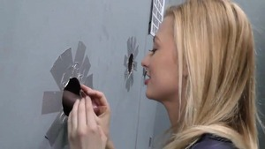 Real sex starring Glory Hole