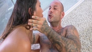 Asian Mike Angelo pussy eating