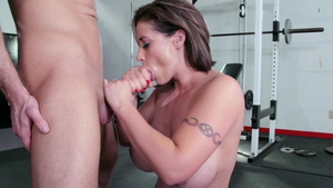 Sex scene together with Eva Notty & Bill Bailey