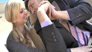 Blonde Molly Bennett in the company of Molly Bennet seduced