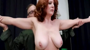 Sucking dick along with big tits mature Cory Chase