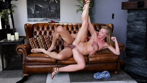 Blonde rough pussy fucking