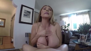 Big ass british mature POV cumshot in HD