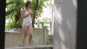 Very hot female Tina Hot has a taste for hard nailining in HD