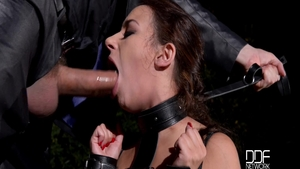Yanick Shaft in rough fetish ass pounded
