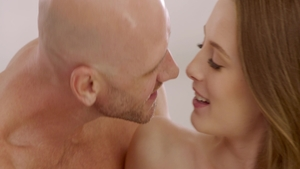 Johnny Sins together with teen Kyler Quinn pussy fuck