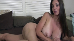 Bends to get fucked scene next to sexy quick Mindi Mink
