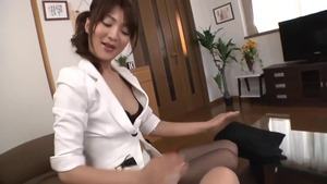 Rides a hard dick in office