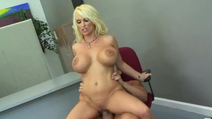 The best sex along with secretary