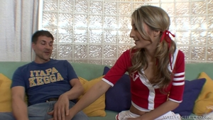 Perfect teen got nailed in HD