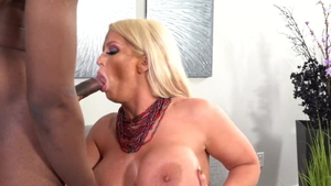 Big ass Alura Jenson interracial fucking