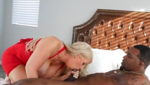 Plowing hard with Alura Jenson & Alura Jenso