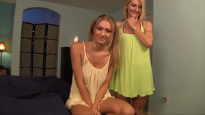 Reality fingering starring dirty teen Natasha Starr