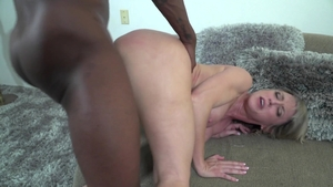 Big butt MILF Dee Williams rough cumshot anal interracial HD