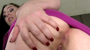 Naughty MILF ass pounded