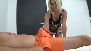 Stepmother really likes hard slamming in HD