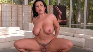 Babe Sheridan Love romantic got her pussy smashed