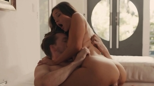 Nailed rough in company with bubble butt babe Zoe Bloom