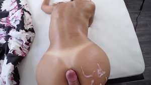 Pussy fucking along with sweet amateur