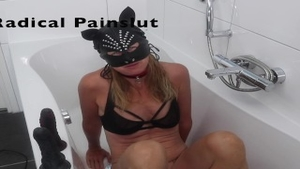 'Drooling, Spitting, Pissing And Squirting Degraded unrepining Painslut'
