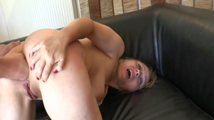 Sweet french crazy ass fucked