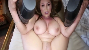 Big boobs Kianna Dior creampie