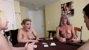 Taboo hardcore sex escorted by blonde hair