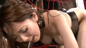 Asian Yui Hatano goes wild on cock