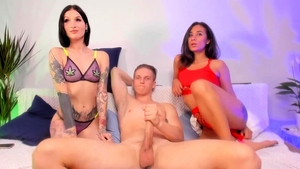 Real sex accompanied by british amateur