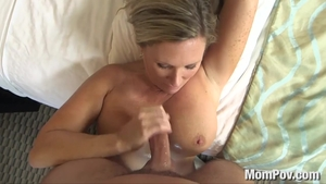 Huge tits chubby amateur POV ass pounded