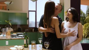 Erotica X: Charity Crawford together with Valentina Nappi