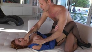 Stepmom Rocco Siffredi raw squirts in the woods