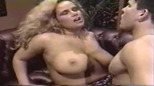 Vintage big boobs step sis butt pounded