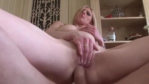 Small tits french MILF rough fucked in the ass